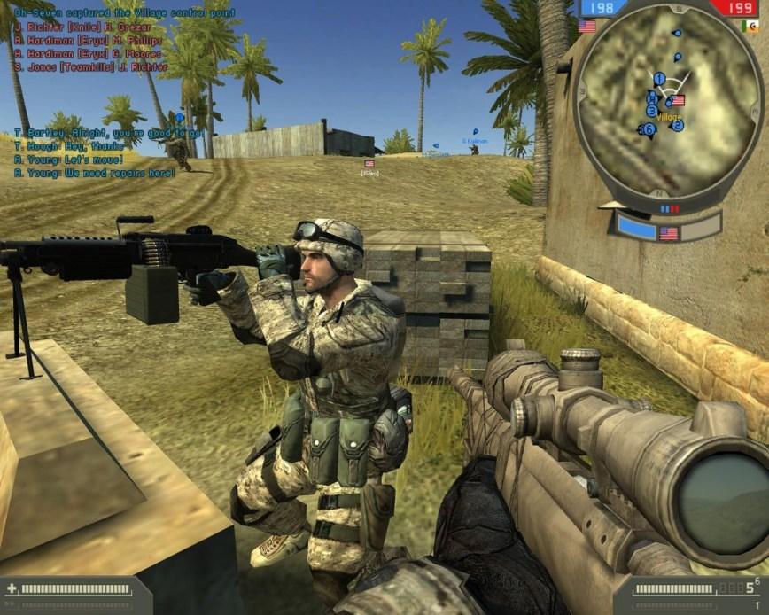 Battlefield 2 Screen 1