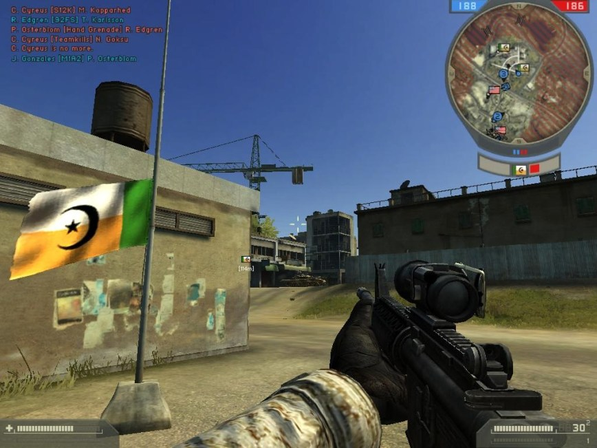 Battlefield 2 Screen 5