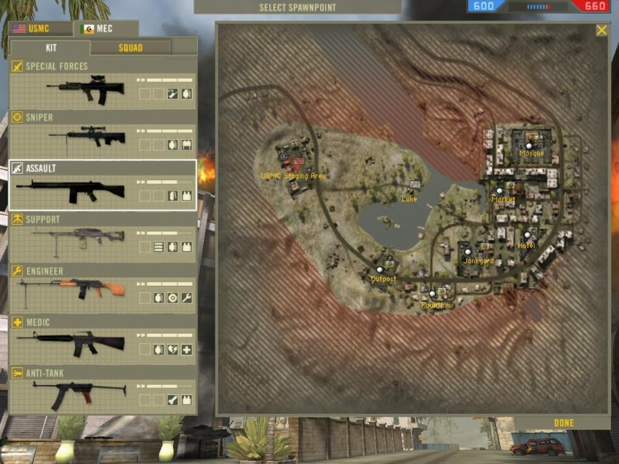 Battlefield 2 Screen 6