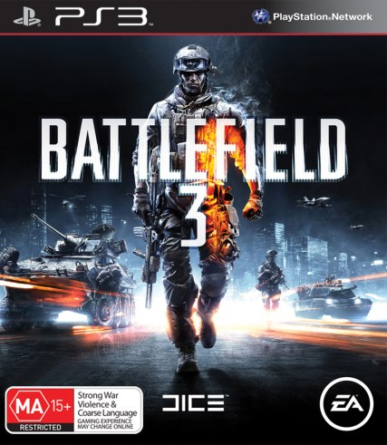 Battlefield 3 Review - PlayStation 3 Cover