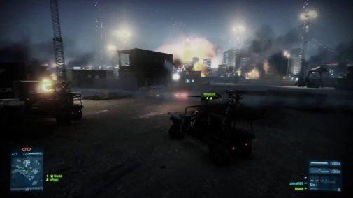 Battlefield 3 Review screen 11