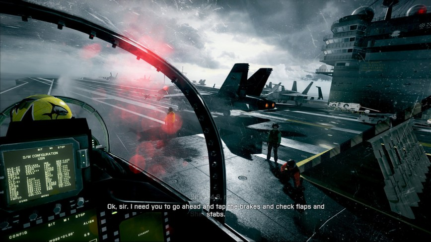 Battlefield 3 Review screen 3