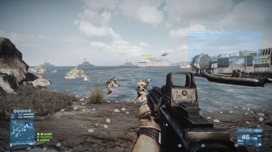 Battlefield 3 Review screen 4