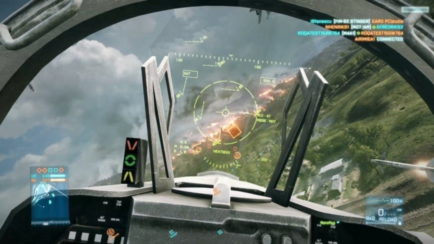 Battlefield 3 Review screen 5