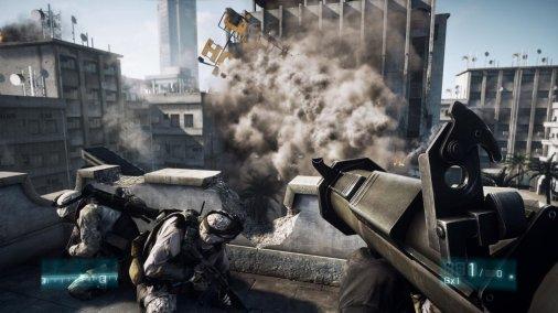 Battlefield 3 Review screen 6