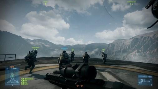 Battlefield 3 Review screen 8