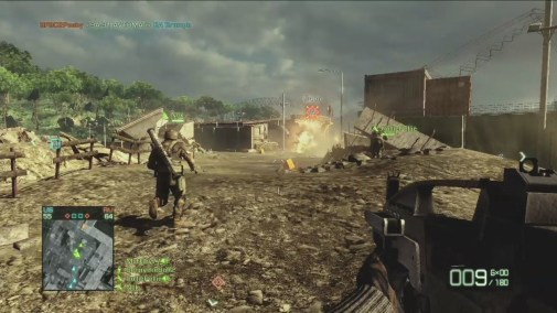 Battlefield Bad Company 2 Review screen 6