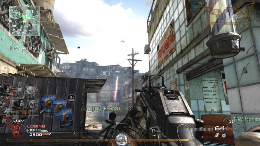 Call of Duty Modern Warfare 2 Review Screen 4