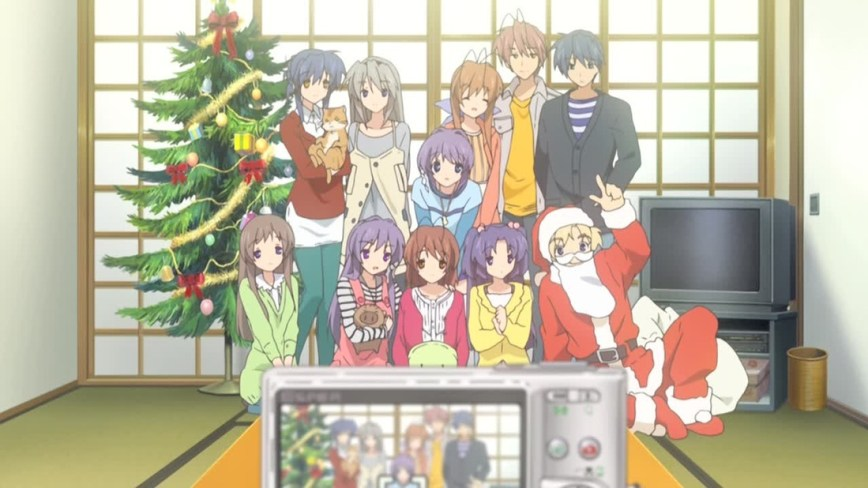 Clannad After Story Review Screen 2