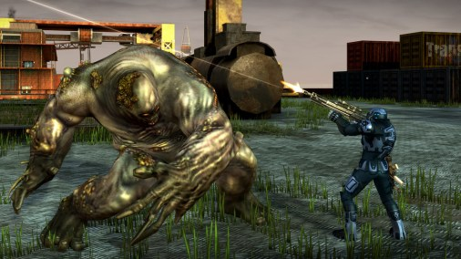 Crackdown 2 Review Screen 9