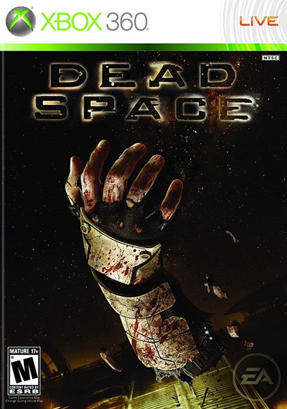 Dead Space Review - Xbox 360 Box Art