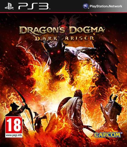 Dragons Dogma Dark Arisen Review - PlayStation 3 Box Art