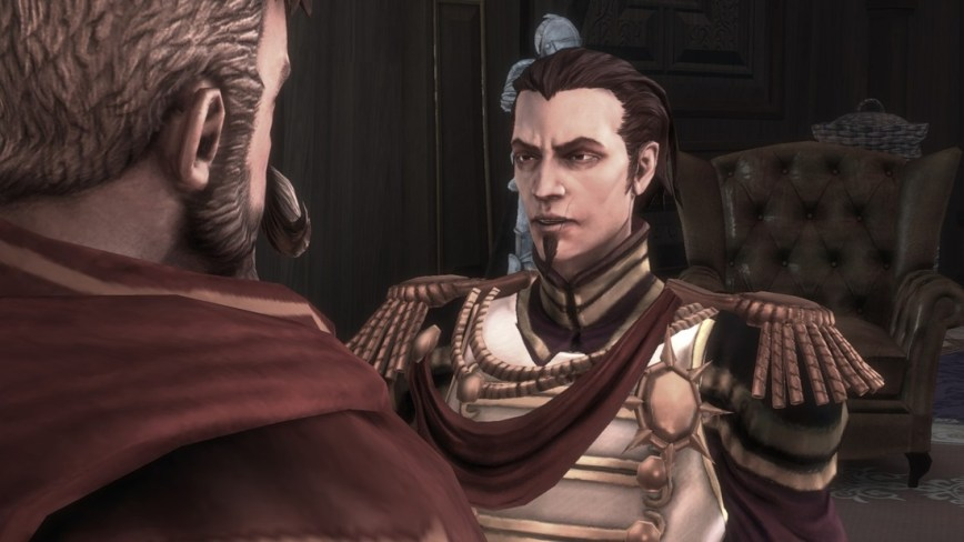 Fable III Review Screen 1