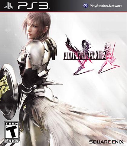 Final Fantasy XIII-2 Review - PlayStation 3 Box Art