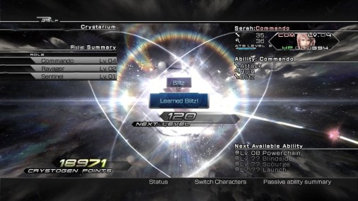 Final Fantasy XIII Review Screen 13
