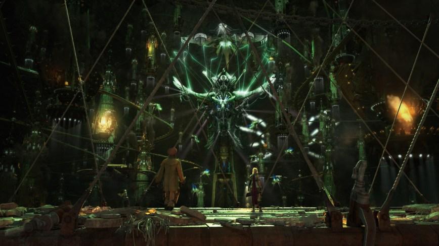 Final Fantasy XIII Review Screen 3