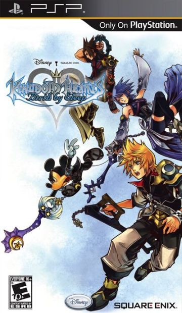 Kingdom Hearts Birth by Sleep Review - PlayStation Portable Box Art