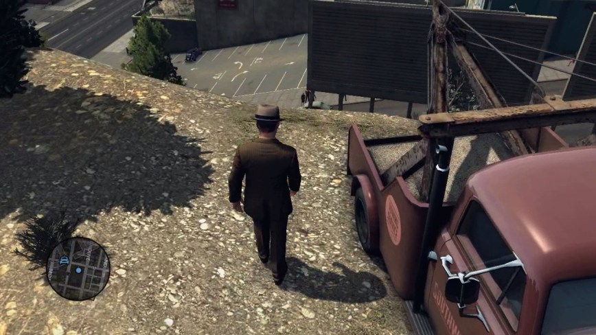 L.A. Noire Review Screen 6