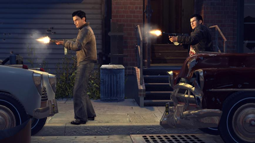 Mafia II Review Screen 4