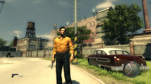 Mafia II Review Screen 5