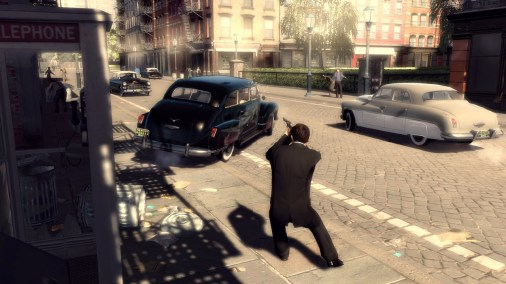 Mafia II Review Screen 6
