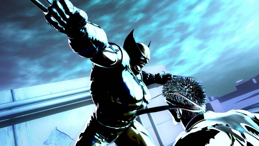 Marvel vs. Capcom 3 Fate of Two Worlds Review Screen 8