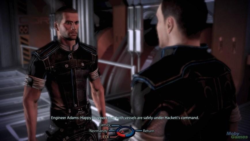 Mass Effect 3 Review Screen 3