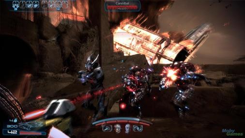 Mass Effect 3 Review Screen 9