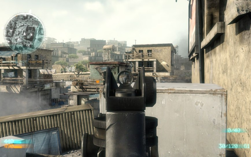Medal of Honor Review Screen 2