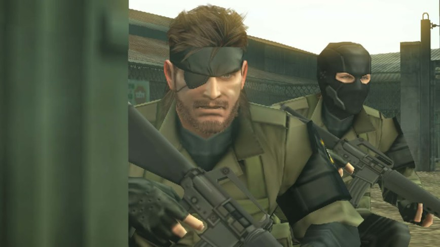 Metal Gear Solid Peace Walker Review Screen 2