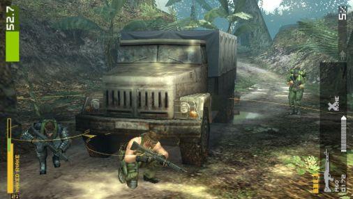 Metal Gear Solid Peace Walker Review Screen 9
