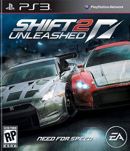 Need for Speed Shift 2 Unleashed Review - PlayStation 3 Box Art