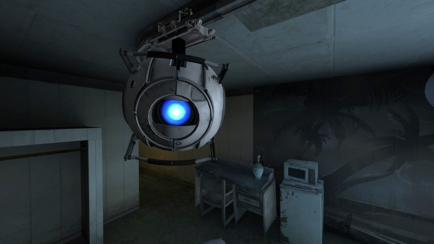 Portal 2 Review Screen 4