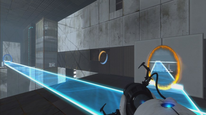 Portal 2 Review Screen 5