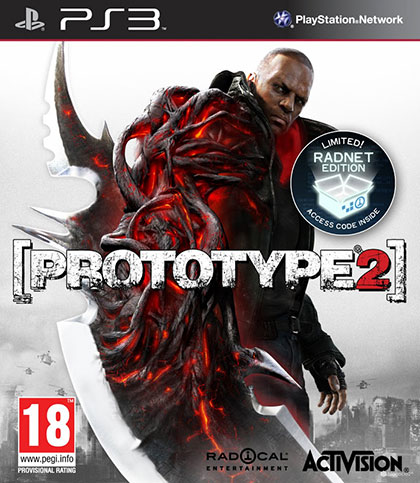 Prototype 2 Review - PlayStation 3 Box Art