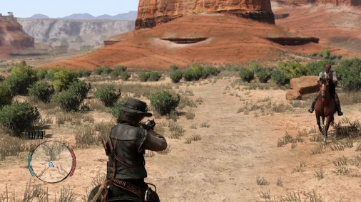 Red Dead Redemption Review Screen 11