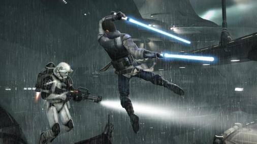Star Wars The Force Unleashed 2 Review Screen 4