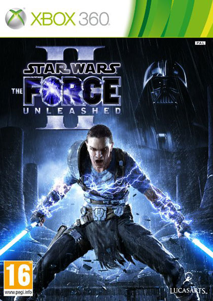 Star Wars The Force Unleashed 2 Review - Xbox 360 Box Art