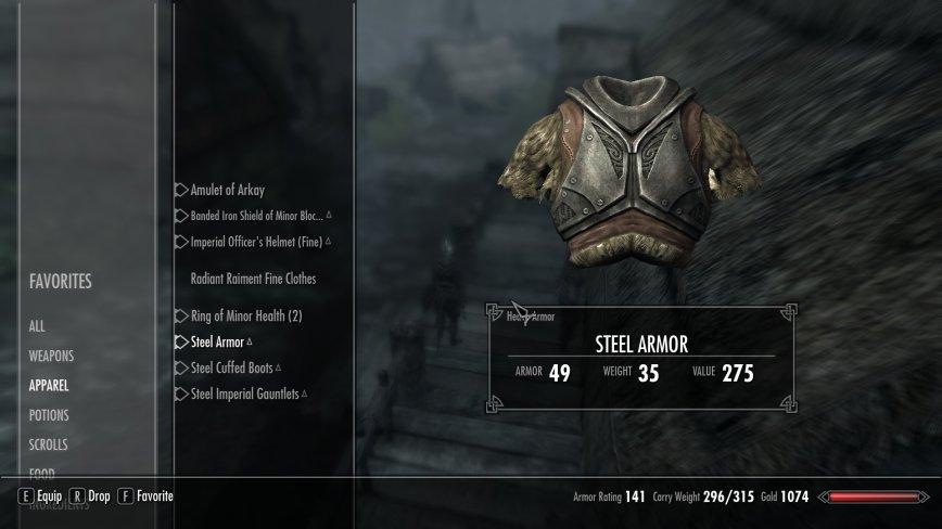 The Elder Scrolls V Skyrim Review Screen 10