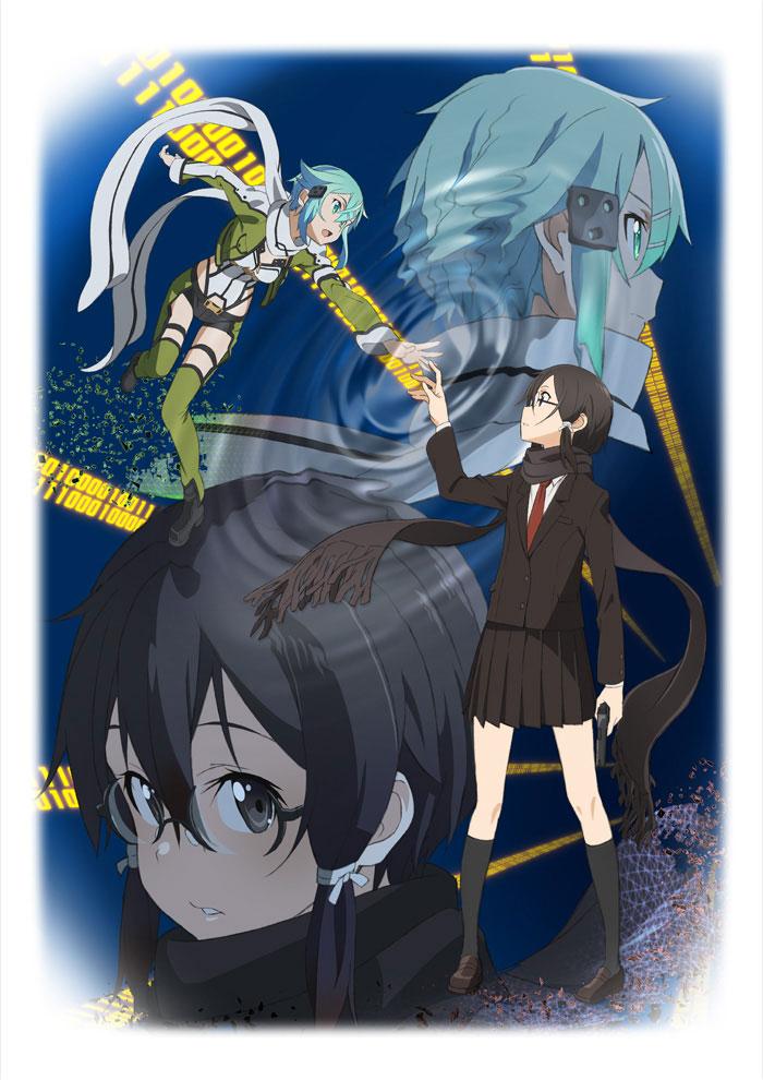 Sword Art Online Season 2 Airing July + New Visual Image