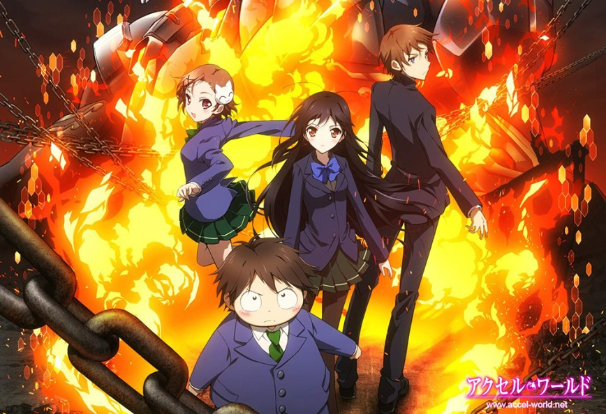 Accel-World-Visual