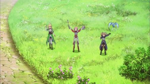 Sword Art Online II Episode 3 Screenshots 30