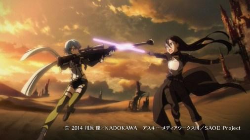 Sword Art Online II Screenshot 64