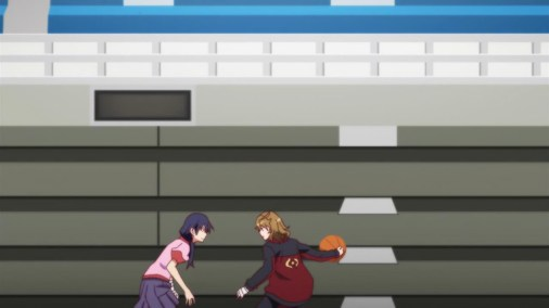 Hanamonogatari Screenshot 196