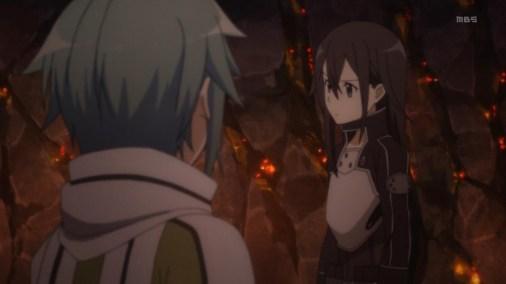 Sword Art Online II Episode 11 Screenshot 153