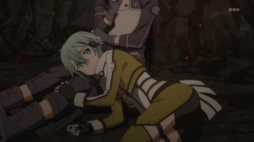 Sword Art Online II Episode 11 Screenshot 24