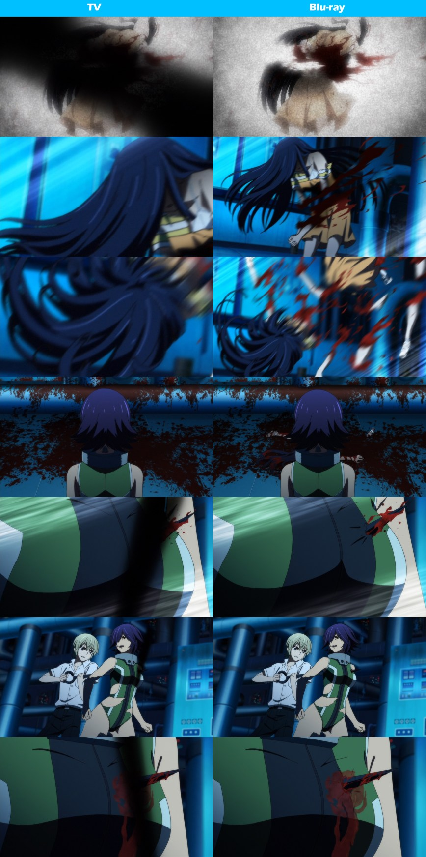 Gokukoku-no-Brynhildr-TV-and-Blu-ray-Comparisons-Gore-1