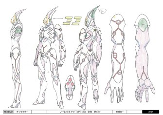 ME!ME!ME! Anime MV Character Design 8