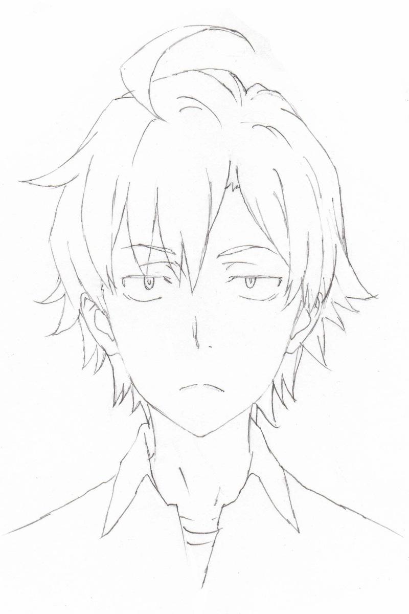 Oregairu-Zoku-Character-Design-Hachiman-Hikigaya