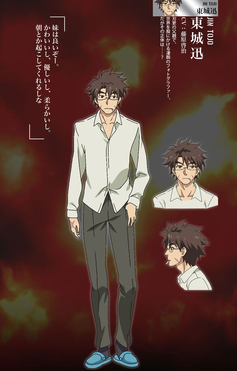 Shinmai-Maou-no-Testament-Anime-Character-Design-Jin-Toujou
